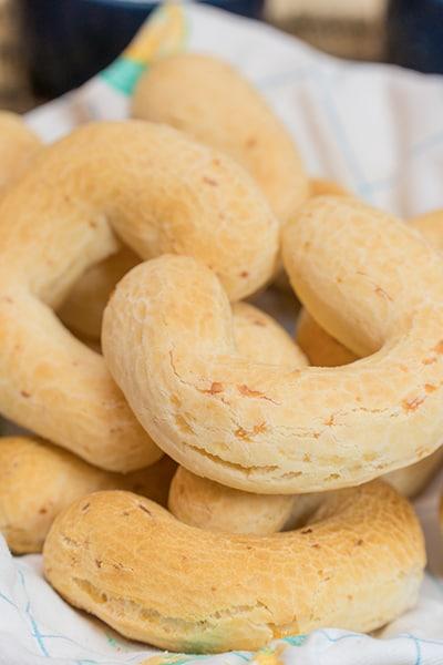 Biscoitos de Polvilho