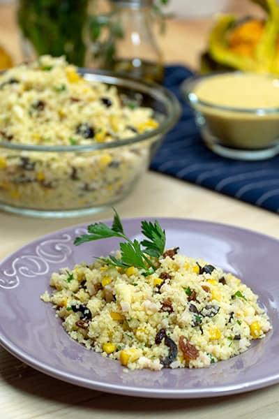 Salada de Couscous