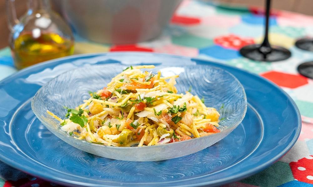 Salada de Bacalhau