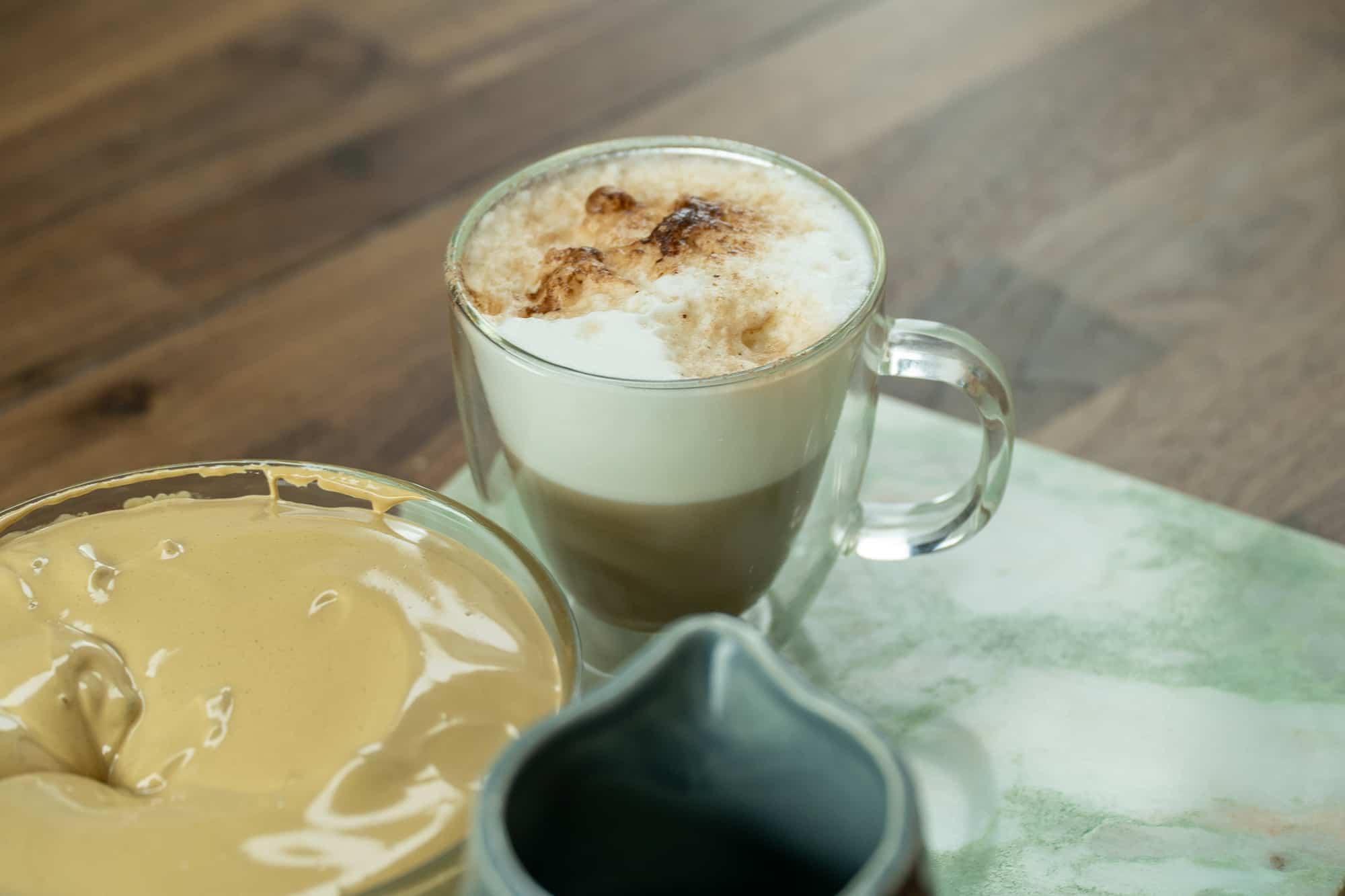 Café cremoso